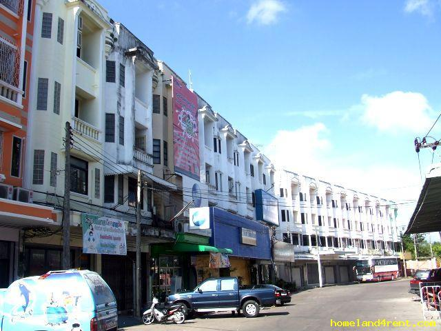 อพาร์ทเม้นท์พร้อมเฟอร์นิเจอร์ 3,400-3,900 ภูเก็ต เมืองภูเก็ต ตลาดเหนือ