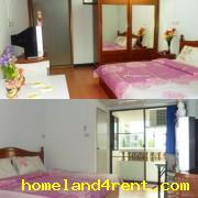Serviced Apartment, Fully furnished,1 bedroom , living room ,kitchen and bathtub (Tha,Eng) สามเสนใน เขตพญาไท กรุงเทพมหานคร