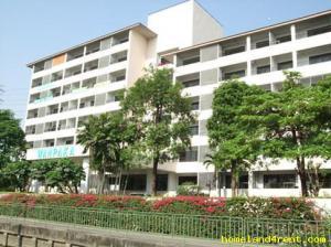 บ้านวัลย์ผกา อพาร์ทเม้นท์ให้เช่า ห้องกว้าง อาคารโปร่ง สวนสงบ ต.บางเขน อ.เมืองนนทบุรี