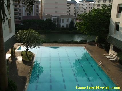 อพาร์ทเม้นท์พร้อมเฟอร์นิเจอร์ 18000 นนทบุรี เมืองนนทบุรี บางเขน
