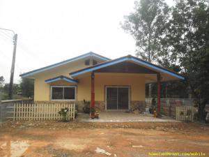 บ้านเดี่ยว 5,000 1ห้องนอนพร้อมแอร์ 1 ห้องโถง ครัว ห้องน้ำในตั ปราจีนบุรี ศรีมหาโพธิ ศรีมหาโพธิ