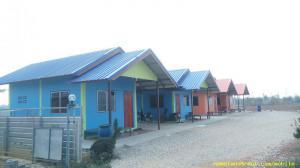 บ้านเดี่ยว 3,000  ปราจีนบุรี ศรีมหาโพธิ หนองโพรง