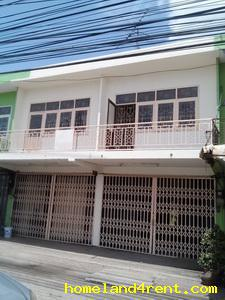 อาคารพาณิชย์ 7500 สระบุรี หนองแค ห้วยขมิ้น