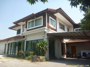บ้านเดี่ยว 40000 กรุงเทพมหานคร เขตบางเขน ท่าแร้ง