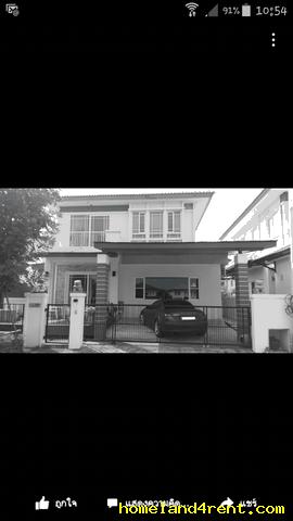 บ้านเดี่ยวสองชั้น 30000 กรุงเทพมหานคร เขตสวนหลวง สวนหลวง
