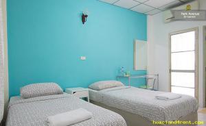หอพักพร้อมเฟอร์นิเจอร์ 4500 กรุงเทพมหานคร เขตบางกะปิ หัวหมาก