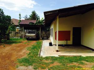 บ้านเดี่ยว 3500 ลำปาง เมืองลำปาง ชมพู