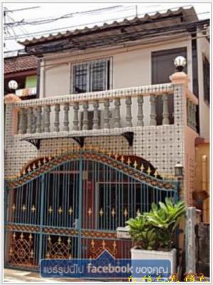 ทาวน์เฮาส์ 12000 กรุงเทพมหานคร เขตบางกอกน้อย บ้านช่างหล่อ