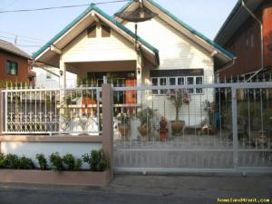 บ้านเดี่ยว 15000 กรุงเทพมหานคร เขตพระโขนง บางจาก