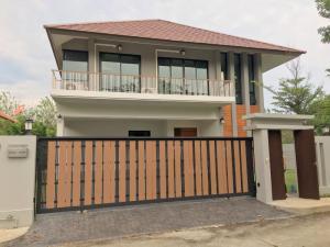 บ้านเดี่ยวสองชั้น 35000 เชียงใหม่ หางดง บ้านแหวน