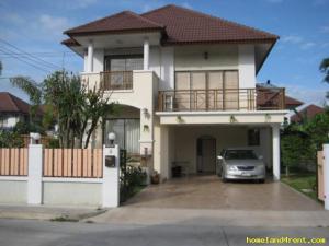 บ้านเดี่ยวสองชั้น 15,000 ชลบุรี เมืองชลบุรี ห้วยกะปิ