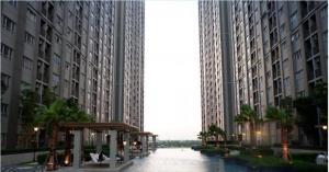 คอนโดสวย ติดแม่น้ำ ติดกระทรวงพาณิชย์ ห้องใหม่ ให้เช่า (MANOR สนามบินน้ำ) หรือ ขาย 2.9ลบ.