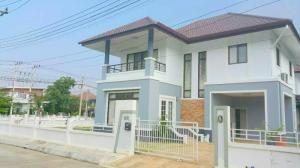 บ้านเดี่ยว 35000 เชียงใหม่ หางดง บ้านแหวน