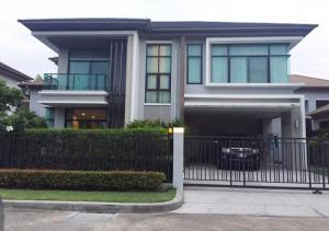บ้านเดี่ยว 70000 กรุงเทพมหานคร เขตประเวศ ดอกไม้