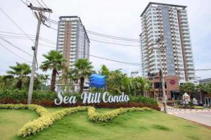 ขายขาดทุน Brand New ห้องใหม่ไม่เคยเข้าอยู่ เจ้าของจะไปเมืองนอก Sea Hill Condo Sriracha for Rent
