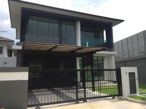 """FOR RENT """"NEW HOUSE SETHASIRI  KRUNGTHEP KREETHA""""  185 Sqm.  75 SqWa,4 bedroom, 3 bathroom full furnished and ready to move in"""