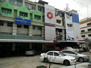 อาคารพาณิชย์ 18000 นนทบุรี เมืองนนทบุรี ไทรม้า
