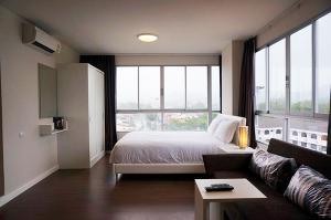 6A111393 ให้เช่าคอนโด Dcondo creek 7 th floor building 1ห้องนอน 1ห้องน้ำ ราคา 11,000 บาท/เดือน พื้นที่ 30 ตรม.