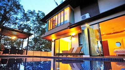 บ้านพร้อมเฟอร์นิเจอร์ 80000 ภูเก็ต ถลาง เชิงทะเล