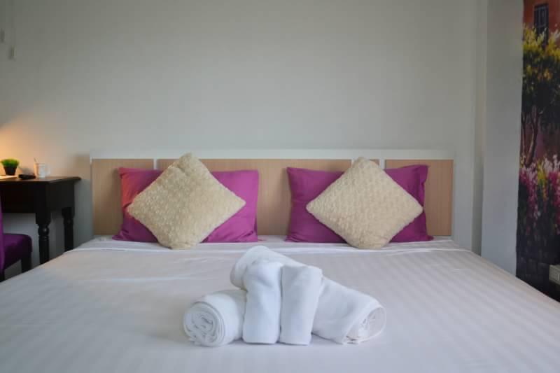 อพาร์ทเม้นท์พร้อมเฟอร์นิเจอร์ 7000 ภูเก็ต เมืองภูเก็ต ฉลอง
