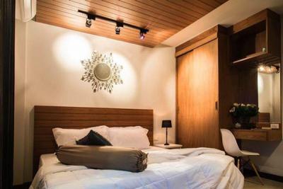6A50161 ให้เช่าอพาร์ทเม้น 1 ห้องนอน 1 ห้องน้ำ ราคาเช่าเดือนละ 9,000 บาท  พื้นที่ 35 ตรม.