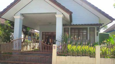 6A120469 ให้เช่าบ้านเดี่ยวชั้นเดียว 2 ห้องนอน 2 ห้องน้ำ พื้นที่ 40 ตรว. ราคาเช่าเดือนละ 12,000 บาท