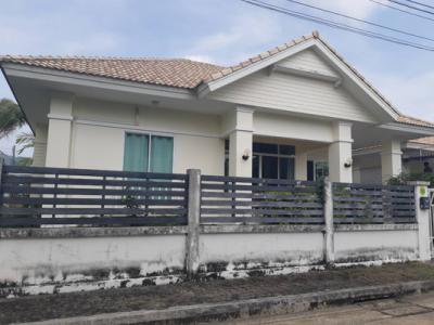 6A90833 บ้านเช่า ให้เช่าบ้านเดี่ยวชั้นเดียว 3 ห้องนอน 2 ห้องน้ำ พื้นที่ 80 ตรว. ราคาเช่าเดือนละ 35,000 บาท ใกล้โลตัส ฉลอง ต.ฉลอง อ.เมือง