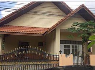 6A40325 บ้านเช่า ให้เช่าบ้านเดี่ยวชั้นเดียว 3 ห้องนอน 2 ห้องน้ำ พื้นที่ 36 ตรว. ราคาเช่าเดือนละ 10,000 บาท ใกล้7-11 ต.เทพกระษัตรี อ.ถลาง