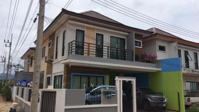 6A40326 บ้านเช่า ให้เช่าบ้านเดี่ยวสองชั้น 4 ห้องนอน 3 ห้องน้ำ พื้นที่ 35 ตรว. ราคาเช่าเดือนละ 20,000 บาท