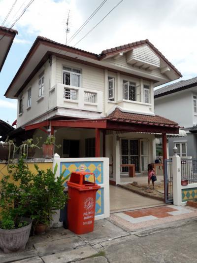 บ้านเดี่ยว 8000 นนทบุรี ไทรน้อย ไทรน้อย
