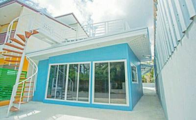 6A90846 ให้เช่าบ้านเดี่ยวสองชั้น 1 ห้องนอน 1 ห้องน้ำ ราคา 7,000  บาทต่อเดือน 30 ตร.ว. ใกล้รอยัลพารากอน ต.ฉลอง อ.เมือง