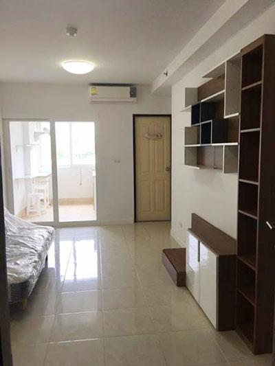 6A101166 ให้เช่าคอนโด Supalai Park Downtown Phuket 1 ห้องนอน 1 ห้องน้ำ ราคา 12,000บาทต่อเดือน พื้นที่ 43 ตรม. ใกล้ศาลจังหวัด ต.ตลาดใหญ่ อ.เมือง