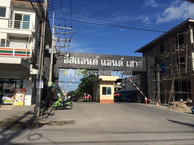 ทาวน์เฮาส์ 5000 ชลบุรี เมืองชลบุรี ดอนหัวฬ่อ