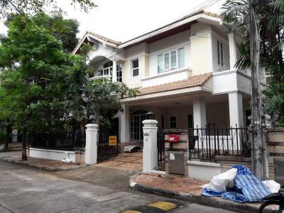 บ้านเดี่ยว 35000 กรุงเทพมหานคร เขตบางกะปิ หัวหมาก