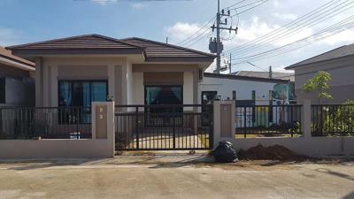6A20068 บ้านเช่า ให้เช่าบ้านเดี่ยวชั้นเดียว 2 ห้องนอน 2 ห้องน้ำ พื้นที่ 54 ตรว. ราคาเช่าเดือนละ 13,000 บาท ใกล้โรงเรียนเมืองถลาง ต.เทพกระษัตรี อ.ถลาง
