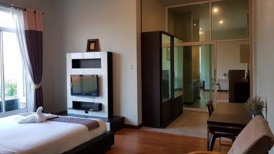 6A101180 ให้เช่าคอนโด Phuket House มี 1 ห้องนอน 1 ห้องน้ำ เนื้อที่ 100 ตรม. ใกล้โรงพยาบาลดีบุก ราคาเช่าเดือนละ 14,000 บาท