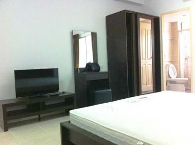 6A101185 ให้เช่าคอนโด Supalai Park@City  1 ห้องนอน 1 ห้องน้ำ ราคา 8,000 บาทต่อเดือน พื้นที่ 32 ตรม. ใกล้โรงเรียนภูเก็ตวิทยาลัย ต.ตลาดใหญ่ อ.เมือง
