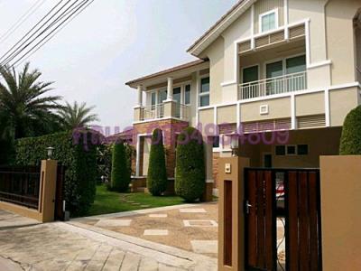 บ้านเดี่ยว 70000 กรุงเทพมหานคร เขตมีนบุรี แสนแสบ