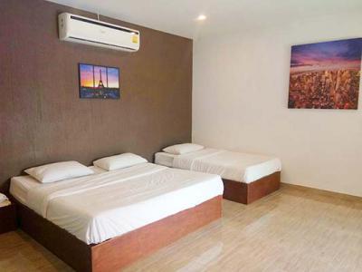 6A80422 ให้เช่าคอนโด Hanna villas  1 ห้องนอน 1 ห้องน้ำ ราคา 18,000 บาทต่อเดือน พื้นที่ 55 ตรม. ใกล้แม็คโคร ต.ราไวย์ อ.เมือง