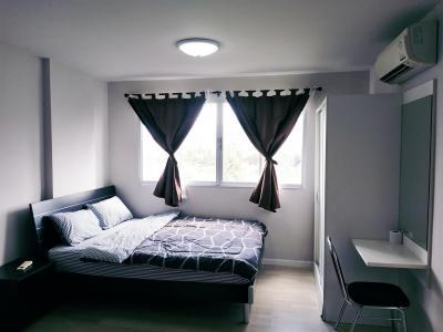 6A111566 ให้เช่าคอนโด Dcondo Kathu ตึก A ชั้น 7 มี 1 ห้องนอน 1 ห้องน้ำ