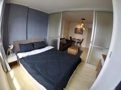 6A111567 ให้เช่าคอนโด Dcondo Kathu มี 1 ห้องนอน 1 ห้องน้ำ เนื้อที่ 30 ตรม. ใกล้ห้าง GMS Dutyfree  ราคาเช่าเดือนละ 9,500 บาท