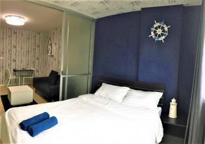 6A111568 ให้เช่าคอนโด Dcondo Kathu มี 1 ห้องนอน 1 ห้องน้ำ เนื้อที่ 30 ตรม. ใกล้ห้าง GMS Dutyfree  ราคาเช่าเดือนละ 9,000 บาท