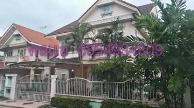 บ้านเดี่ยว 35000 กรุงเทพมหานคร เขตมีนบุรี แสนแสบ