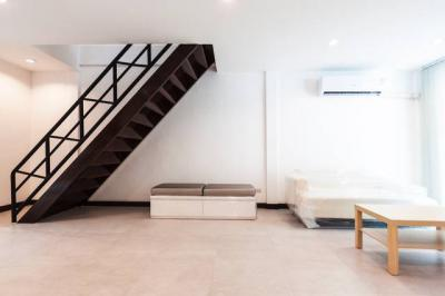 ให้เช่าTownhouse สุขุมวิท 101 2 ชั้น 140 ตรม. 2 bed  3 bath BTS ปุณณวิถี ราคา 26000 บาท/เดือน fully furnished