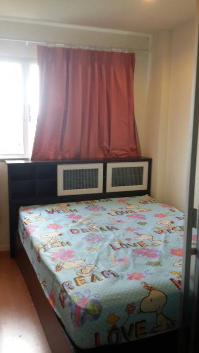 ให้เช่าคอนโดลุมพินีเสรีไทย2 LPN นิด้า ห้องวิว ไม่ติดตึก ลมเย็นสบาย เฟอร์ครบ ห้องตกแต่งสวย พร้อมอยู่ได้ทันที