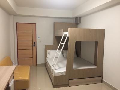 อพาร์ทเม้นท์พร้อมเฟอร์นิเจอร์ 600 กรุงเทพมหานคร เขตดินแดง ดินแดง