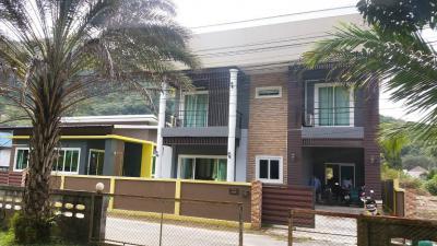 6A50167 ให้เช่าบ้านเดี่ยว 2 ชั้น 4 ห้องนอน 3 ห้องน้ำ เนื้อที่ 260 ตรม. ใกล้ภูเก็ตแฟนตาซี ราคาเช่าเดือนละ 50,000 บาท