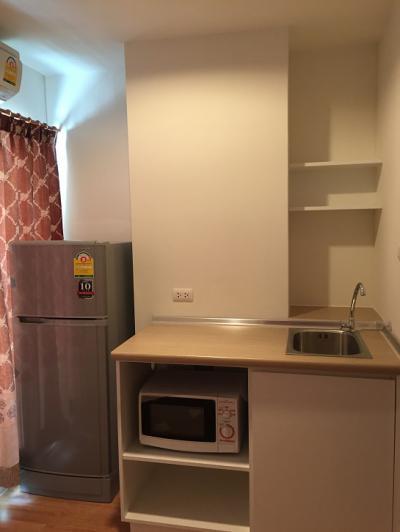 ให้เช่า LPN อ่อนนุช 46 ห้องมุม ชั้น 5 แอร์ 2 ตัว น้ำอุ่น เฟอร์ ทีวี ตู้เย็น เครื่องซักผ้า ไมโครเวฟ 7000 บาท