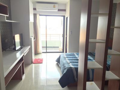 6A111591 ให้เช่าคอนโดมิเนียม 1 ห้องนอน 1 ห้องน้ำ พื้นที่ 30 ตรม. ใกล้วัดฉลอง ราคาเช่าเดือนละ 7,500 บาท