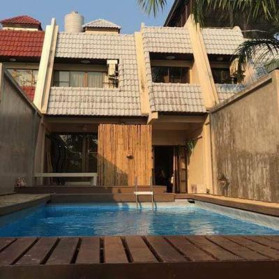 แฟมิลี่พลูวิลล่าหัวหิน Family Pool Villa Huahin สมอโพง